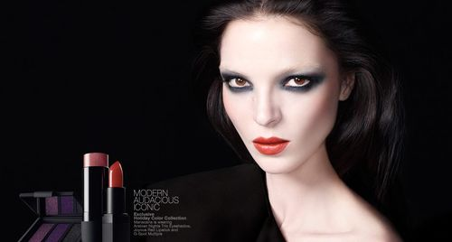 NARS-Cosmetics-Holiday-2011-makeup-MariaCarla-Boscono