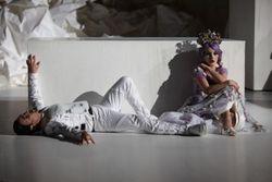 Mariusz Kwiecein (Don Giovanni) and Anna Prohaska (Zerlina)_Autumn de Wilde